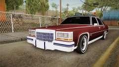 Cadillac Fleetwood Brougham Low Rider 1980 para GTA San Andreas