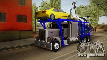 Peterbilt 379 Packer Tractor para GTA San Andreas