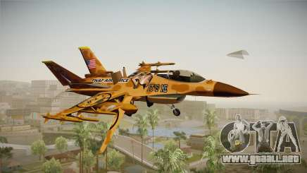 FNAF Air Force Hydra Freddy para GTA San Andreas