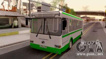 LiAZ-6212 para GTA San Andreas
