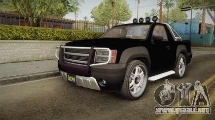 GTA 5 Declasse Granger Pick-Up IVF para GTA San Andreas