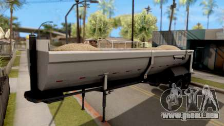 Dump Trailer from American Truck Simulator para GTA San Andreas