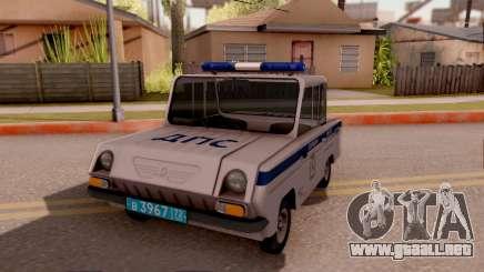 SMZ С3Д SOBRE EL TRÁFICO 2.0 para GTA San Andreas
