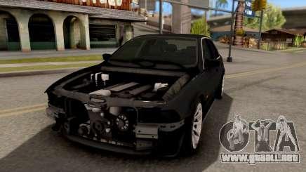 BMW M5 E39 GVR para GTA San Andreas
