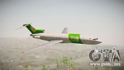 El Boeing 727-214F (ADV) Río Airlines para GTA San Andreas