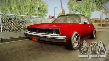 Driver: PL - Rhapsody para GTA San Andreas