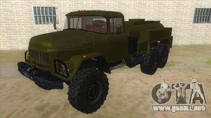 ZIL-131 ARS-14 DE CHERNÓBIL para GTA San Andreas