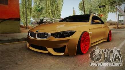 BMW M4 RS para GTA San Andreas