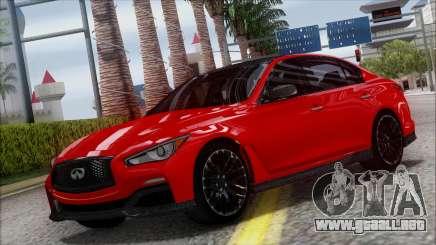 Infinity Q50 v1.5 para GTA San Andreas