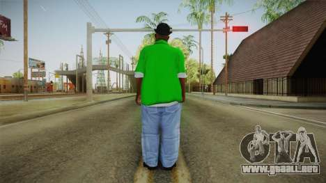 Nueva Humo para GTA San Andreas tercera pantalla