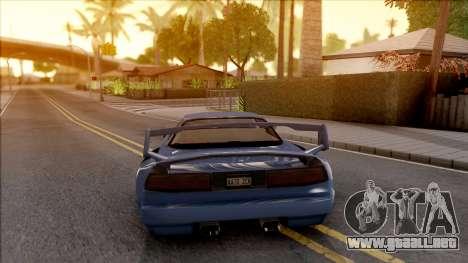 BlueRay's Infernus-C para GTA San Andreas