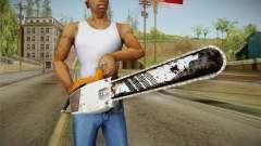 Chainsaw China Wind para GTA San Andreas