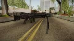 M249 Light Machine Gun para GTA San Andreas