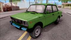 VAZ 2106 Estilo GTA para GTA San Andreas