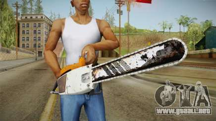 Chainsaw China Wind para GTA San Andreas