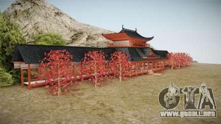 Way of Samurai 4 Wind Palace para GTA San Andreas