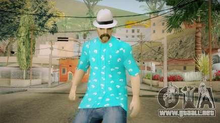 Sfr1 Hawai Skin para GTA San Andreas