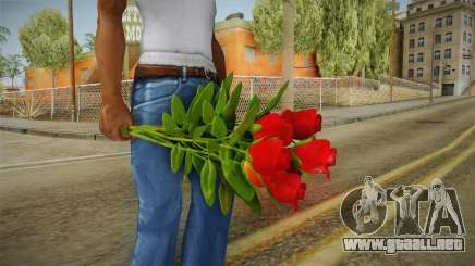 Flowers China Wind para GTA San Andreas