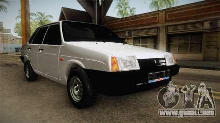 VAZ 21099 de Drenaje para GTA San Andreas