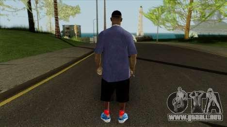 New bmycr HD para GTA San Andreas