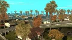 Behind Space Of Realities Lost And Damned Autumn para GTA San Andreas
