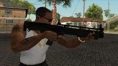Kel-Tec KSG Shotgun para GTA San Andreas