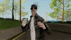Gangsta Homeless para GTA San Andreas