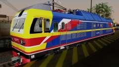 Hitachi 4516 Electric Locomotive (Thailand) para GTA San Andreas