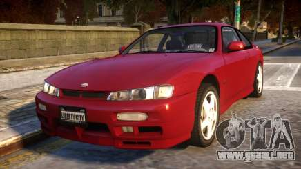 Nissan 200SX Stock Final para GTA 4