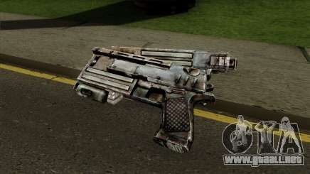 Pistol Fallout 3 para GTA San Andreas