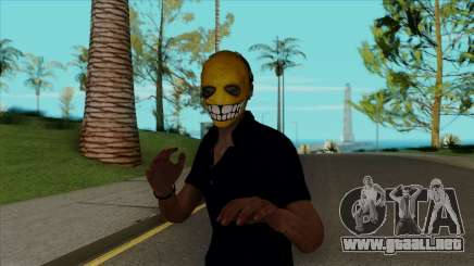 Smiley Mask para GTA San Andreas