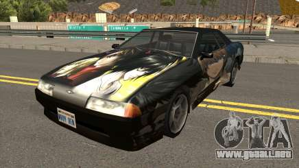 HD Vinilos. para GTA San Andreas
