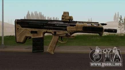 Micro Dynamic Rifle para GTA San Andreas