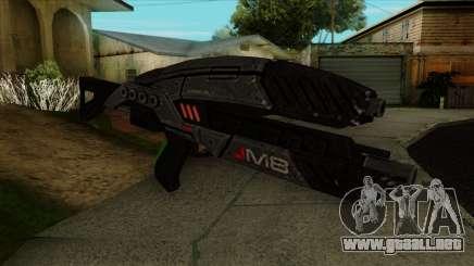 M-8 Avenger para GTA San Andreas