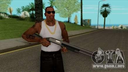 Chromegun Defecto HQ para GTA San Andreas