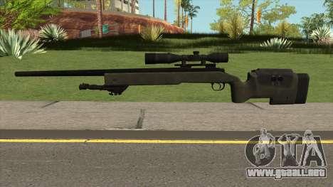 Modern Warfare Remastered M40A3 para GTA San Andreas