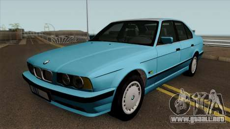 BMW 5 Series E32 (525i) para GTA San Andreas