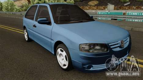 Volkswagen Gol Power para GTA San Andreas