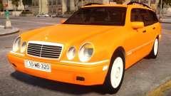 Mercedes-Benz W210 v2.0 para GTA 4