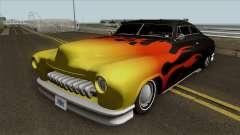 Cuban Hermes HD para GTA San Andreas