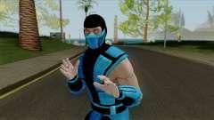Mortal Kombat X Klassic Sub-Zero UMK3 para GTA San Andreas