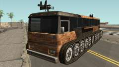 Panzer Bus para GTA San Andreas