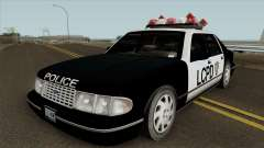 Police Car HD para GTA San Andreas