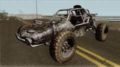 Playerunknown Battleground Buggy IVF para GTA San Andreas