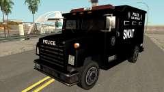 New Enforcer para GTA San Andreas