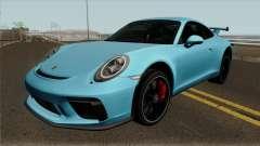 Porsche 911 GT3 4.0 2018 para GTA San Andreas