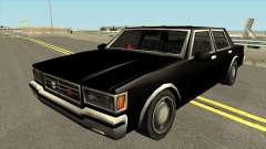 New FBI Car para GTA San Andreas