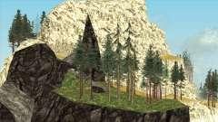 Mount Chilliad Retextured para GTA San Andreas
