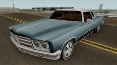 Yardie Lobo HD para GTA San Andreas