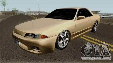 Nissan Skyline R32 GTS-T para GTA San Andreas